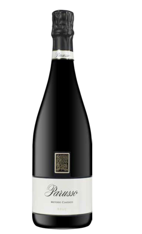"Parusso Spumante Metodo Classico Rosé ""Brut"" 2015 750 ml"