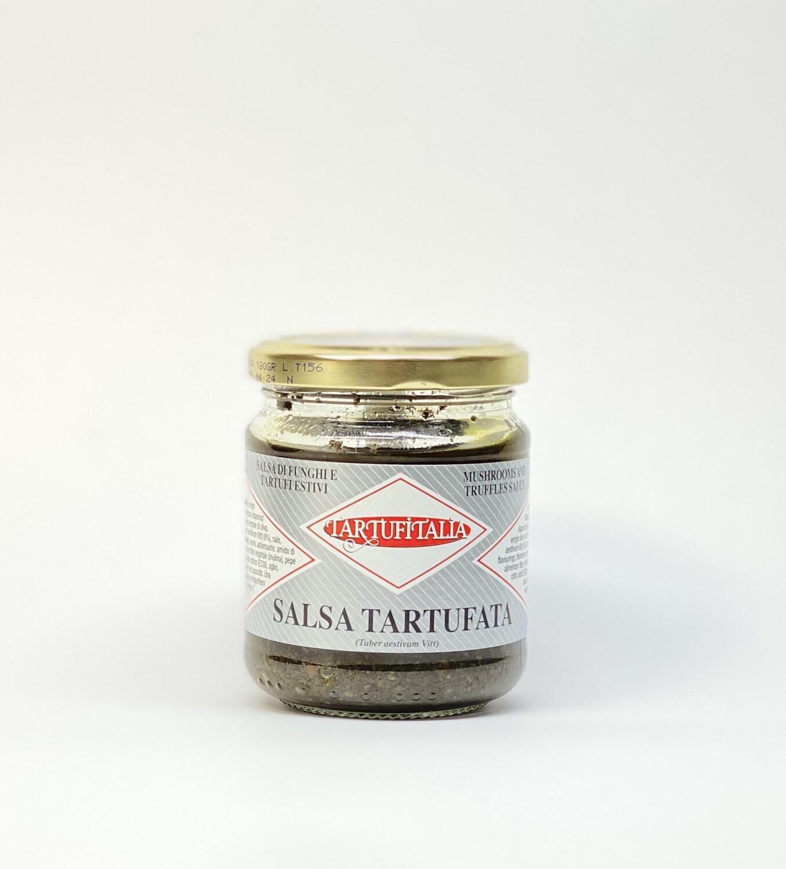 SALSA TARTUFATA SOMMERTRÜFFEL CHAMPIGNONS 180 g Glas