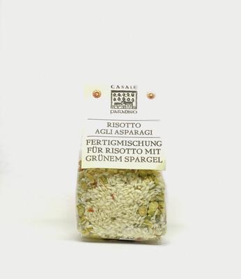 Risotto mit Grünem Saperrgel  Casale Paradiso 300g