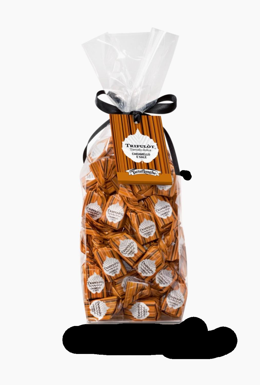 Tartufo dolce tartufLanghe Caramello & Sale 200g