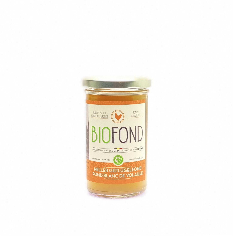 heller Geflügelfond, Bio 240 ml
