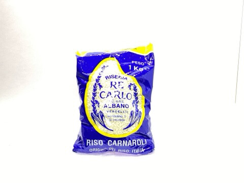 Carnaroli Reis Riseria Re Carlo  Blu 1kg