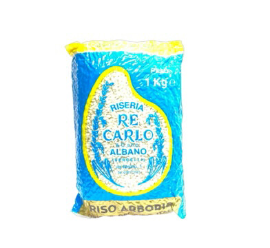 Arborio Reis Riseria Re Carlo Celeste 1kg