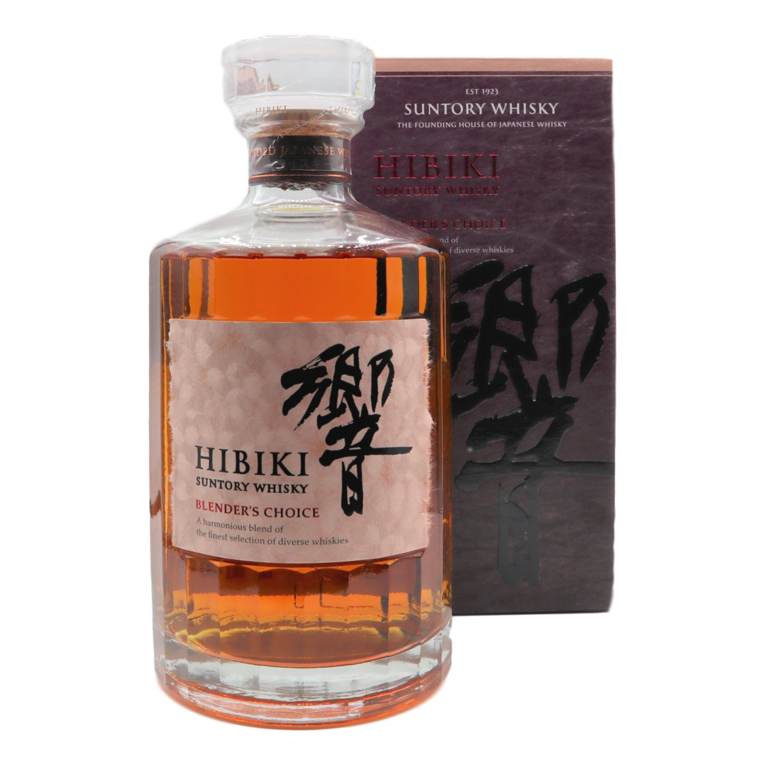 HIBIKI BLENDER´S CHOICE 700ml 43% Vol.