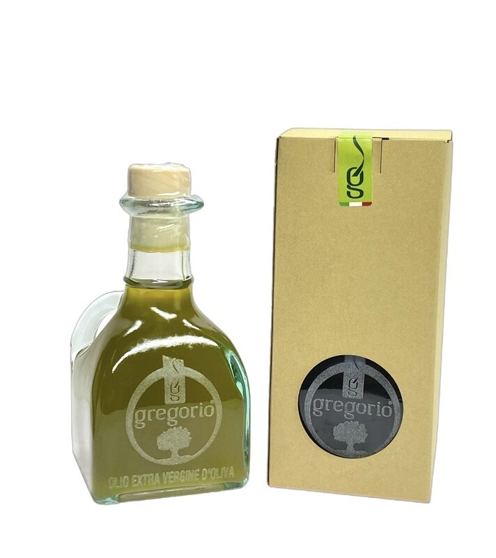Olivenöl Novello gregorio extra Natives das Gold Cilento 250 ml