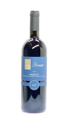 """Barolo DOCG Paruso""""Etichetta Blu"""" 2014  750 ml"""