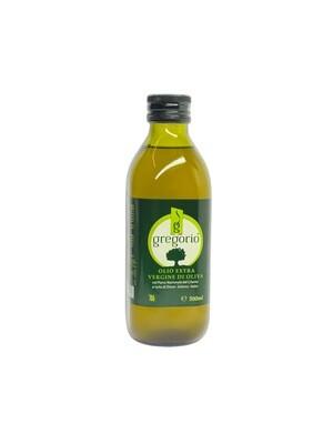 Olivenöl Gregorio® Olivenöl Exta vergine 500mL