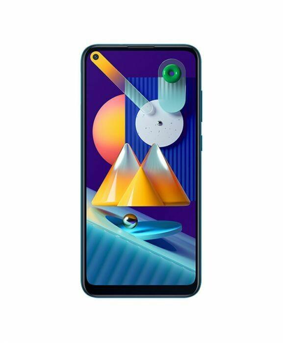 Samsung Galaxy M21, 4GB RAM, 64GB ROM