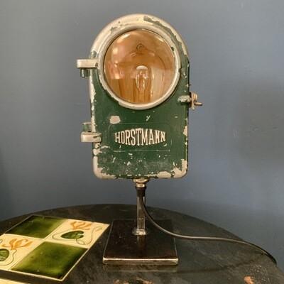 Vintage Electric Timer Lamp