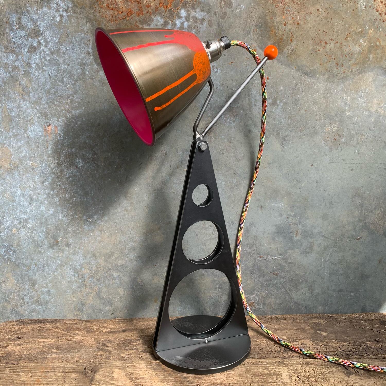 Industrial Colour Pop Desk Lamp (954)