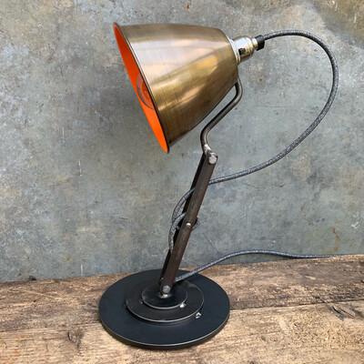 Industrial Steel Desk Lamp