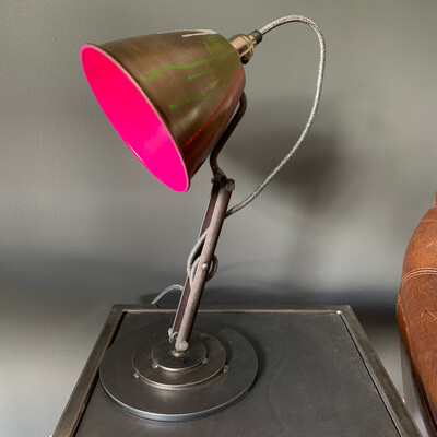Colour Pop Industrial Articulated Lamp