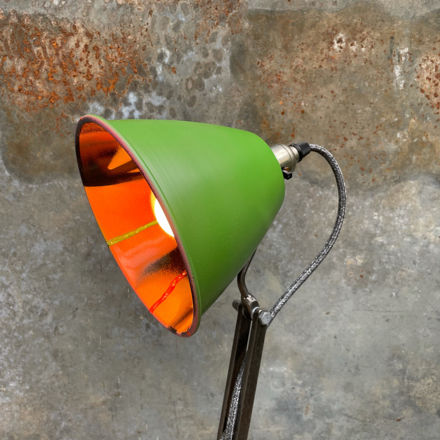 Industrial Articulated Lamp