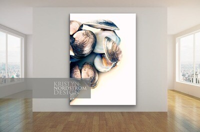 40x60 Qhog print matted and framed fine print.