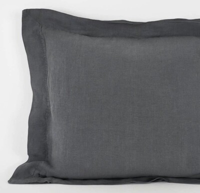 FLANGED THROW PILLOW, 22X22