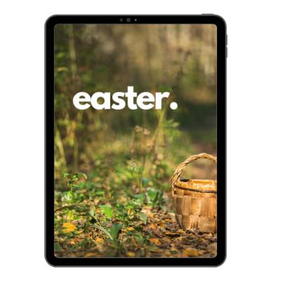 Easter 2021 Full Liturgy