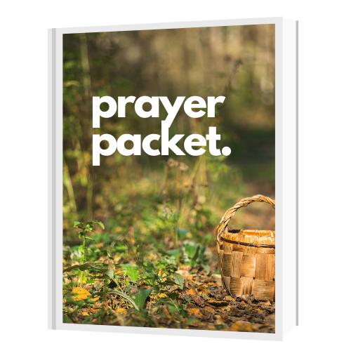 Holy Week 2021 Prayer Packet