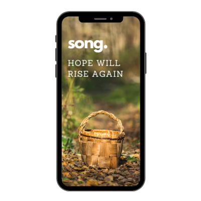Hope Will Rise Again Music Folder