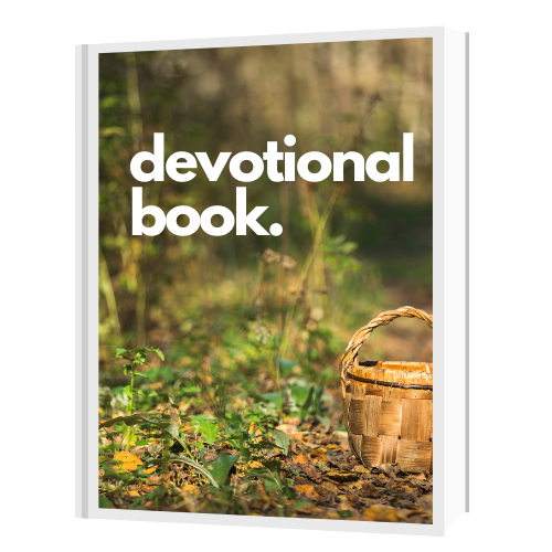 Holy Week 2021 Devotional e:book