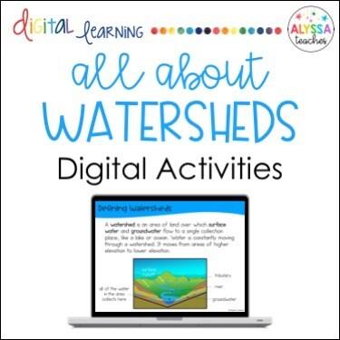 Digital Watersheds Activities