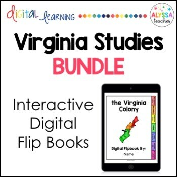 Digital Virginia Studies Flip Books