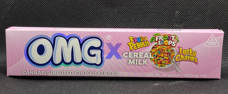 Omg Cereal Milk Cannabis Infused Chocolate Bar