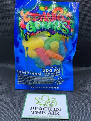Dank Gummies Sour Patch