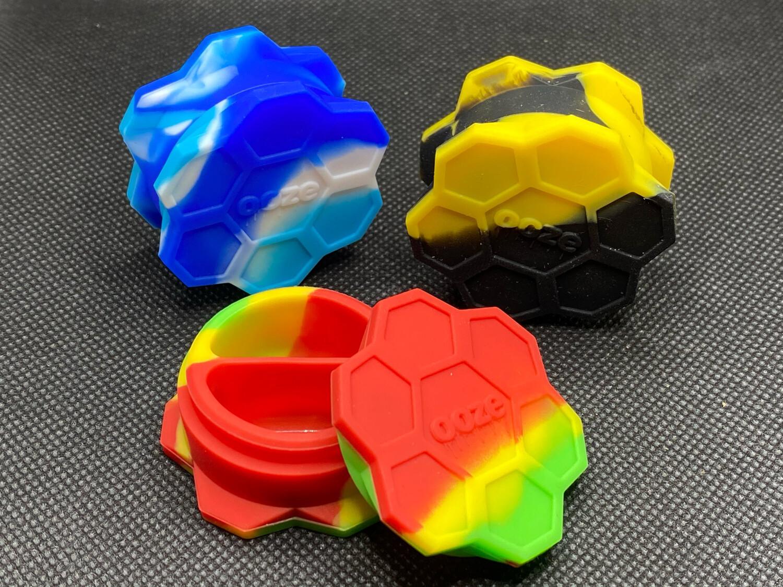 Mini Silicone stash Container