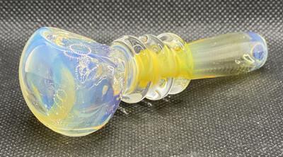 Unicorn horn Glass Pipe