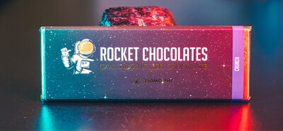 Rocket Chocolates 350MG