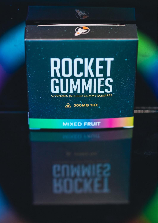 Rocket Gummies 500MG