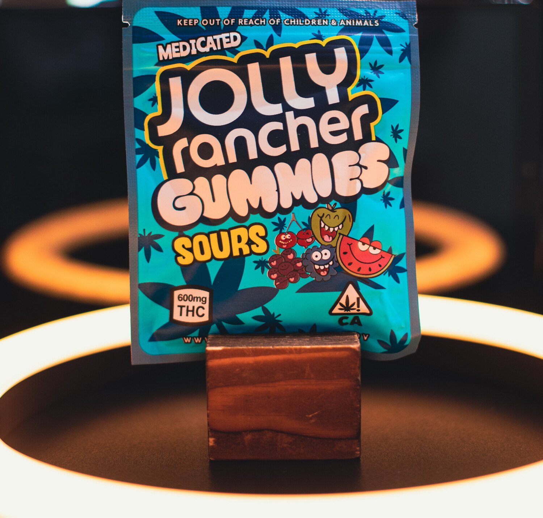 Jolly Rancher Gummies 600mg
