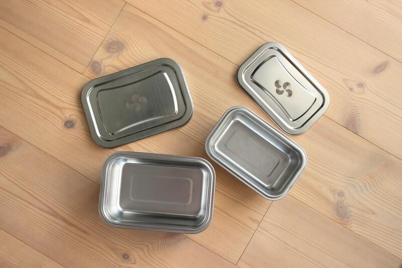 kleen hub Stainless Steel box