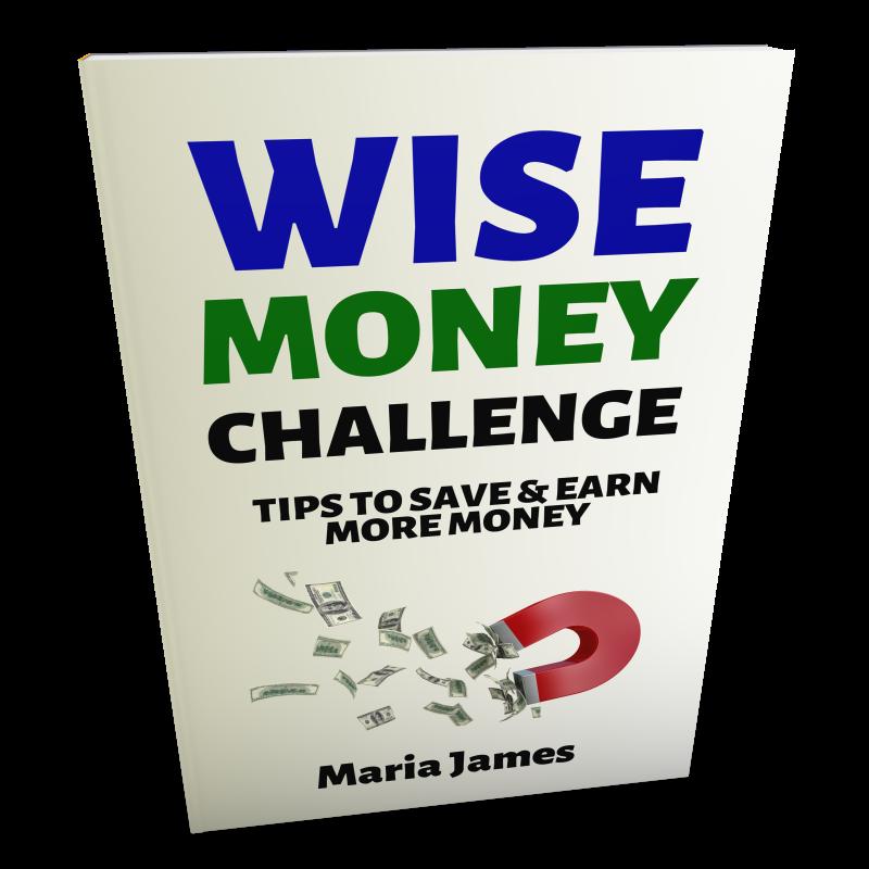 WISE Money Challenge ebook