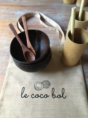Le Coco Bol Ultimate Sharing pack