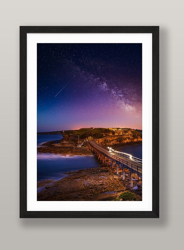 La Perouse The Night Sky