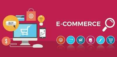 Silver Ecommerce Website