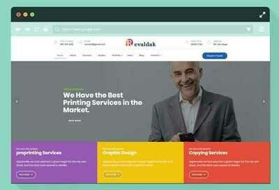 Bronze Company Website