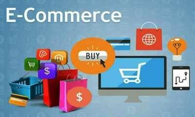 Gold Ecommerce Website
