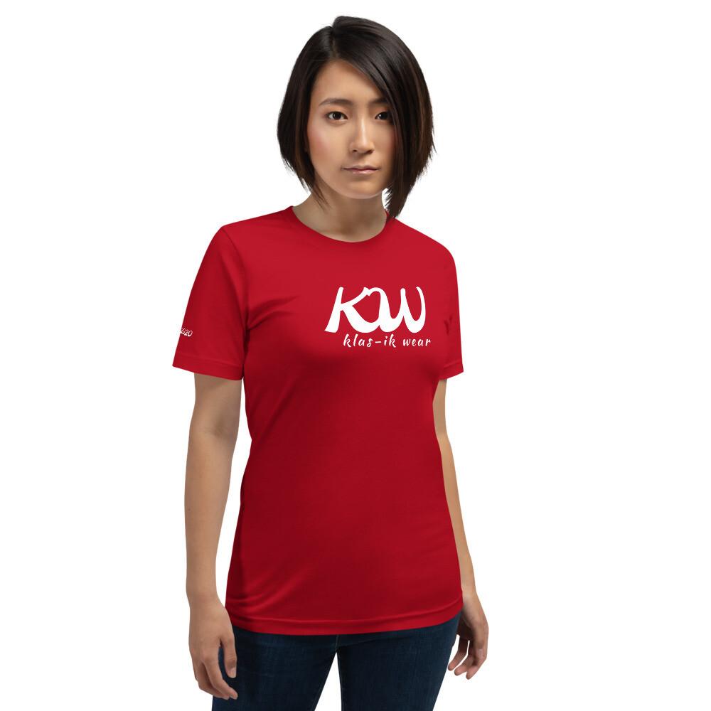Short-Sleeve KW ladies T-Shirt