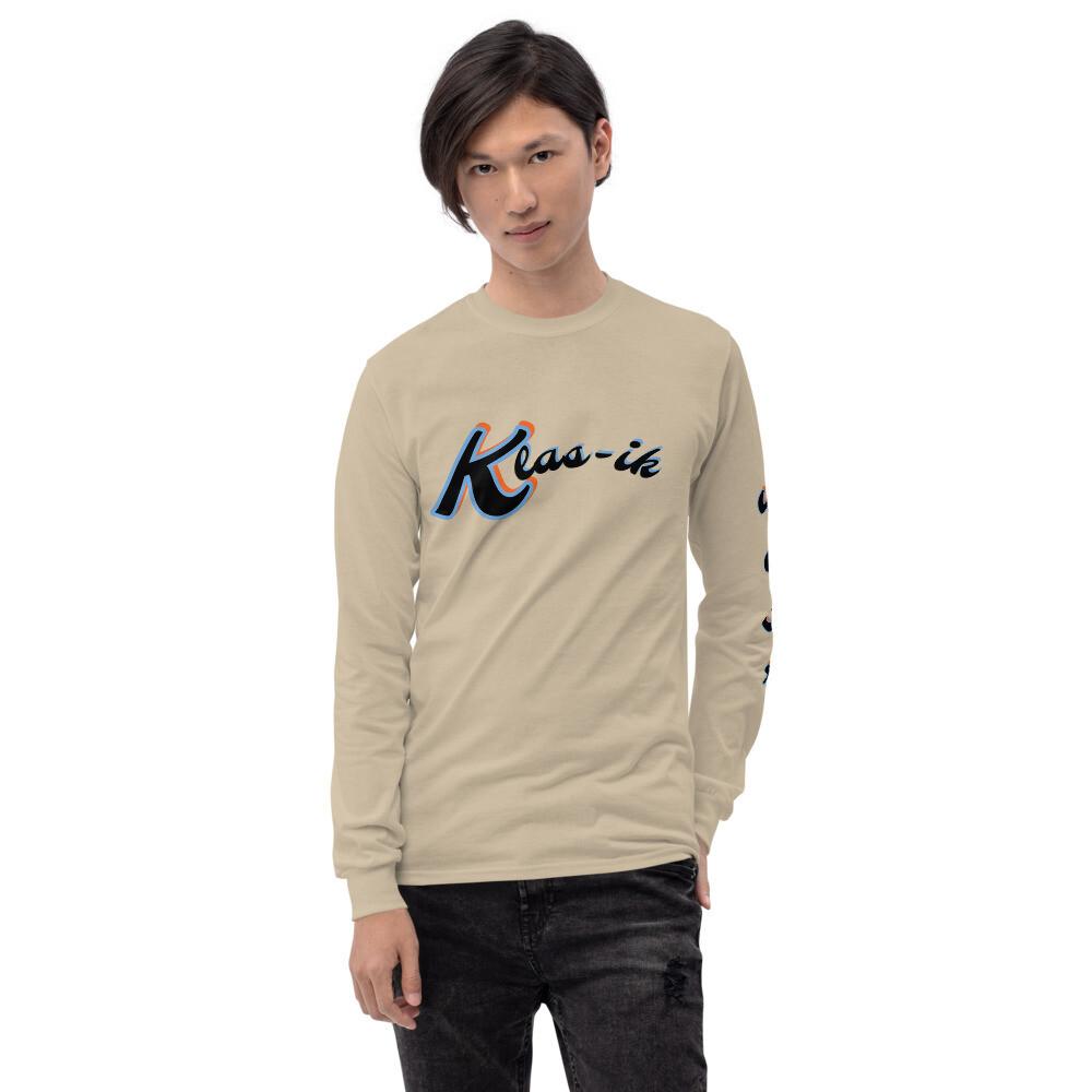 Men's Long Sleeve Klas-ik Wear Shirt