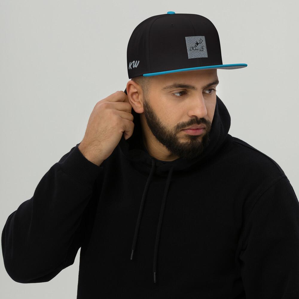 Klas-ik Wear Snapback Hat
