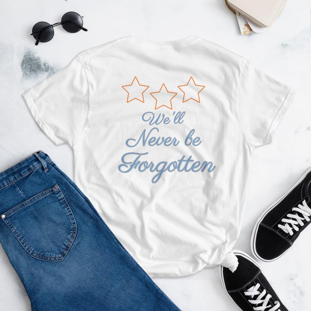 Women's short sleeve We R Legendary t-shirt