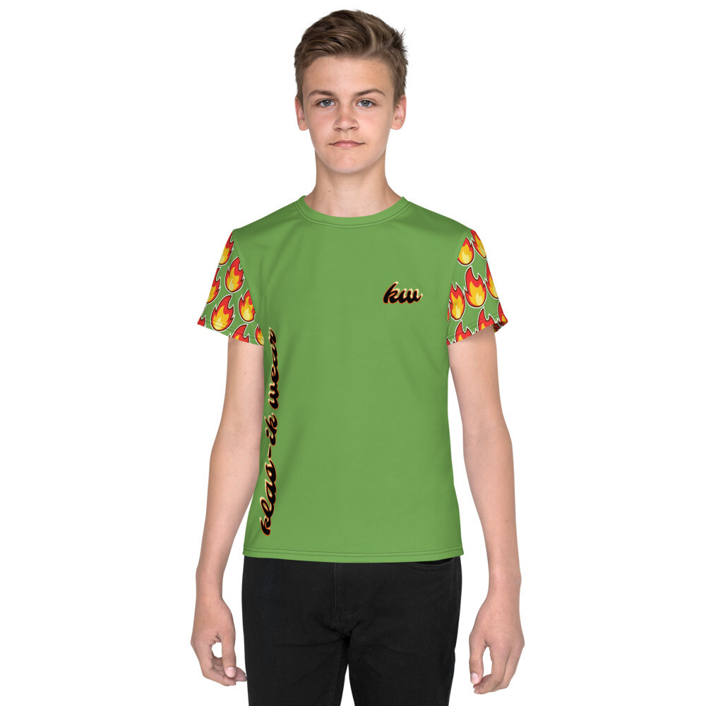 Youth Green KW T-Shirt