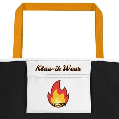 Ladies All Around White KW Bag