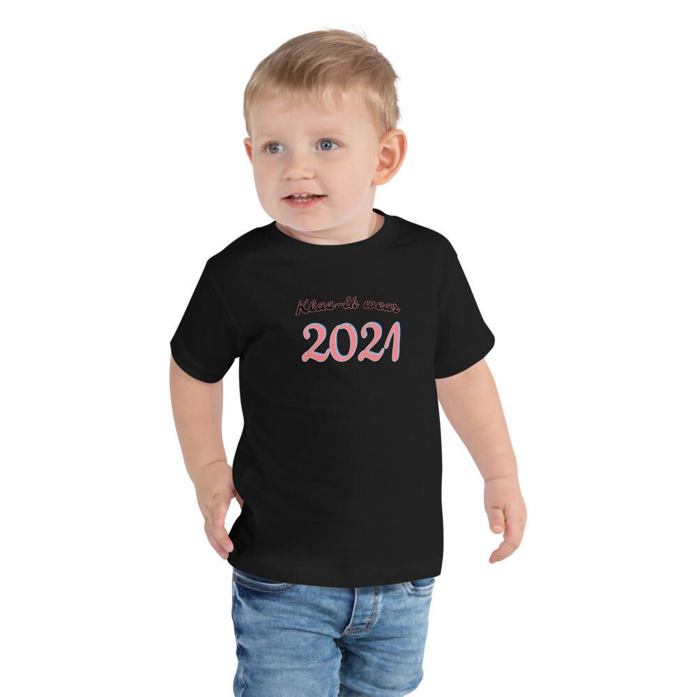 Toddler Short Sleeve Klas-ik Wear Tee