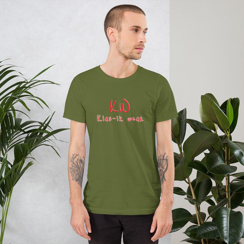 KW Short-Sleeve Unisex T-Shirt