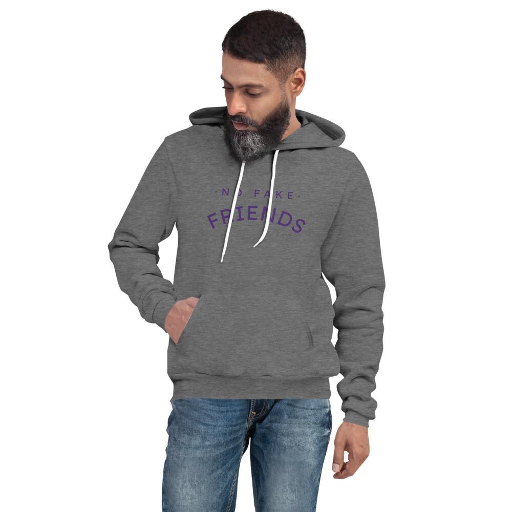 Slogan Unisex hoodie