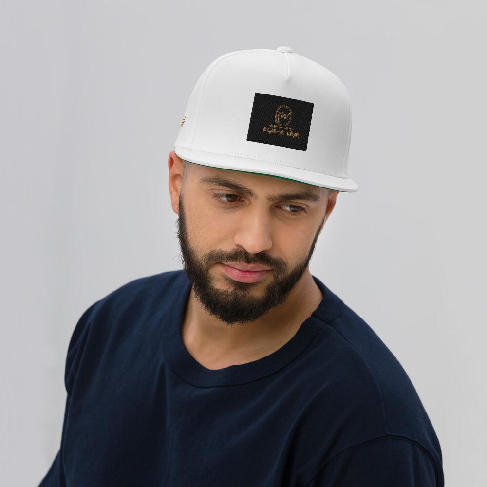 Flat Bill Klas-ik Wear Cap