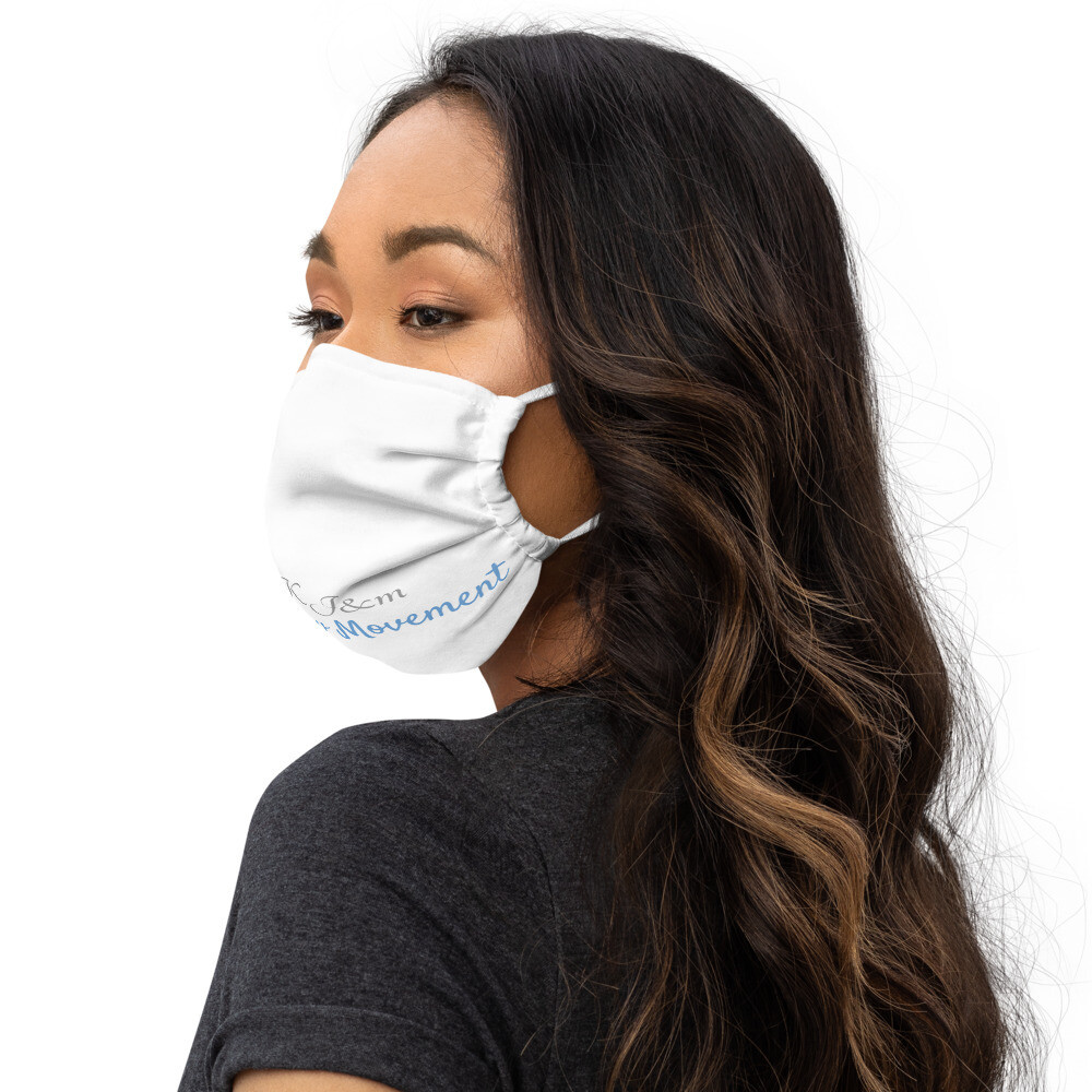 Kj&m New Movement face mask